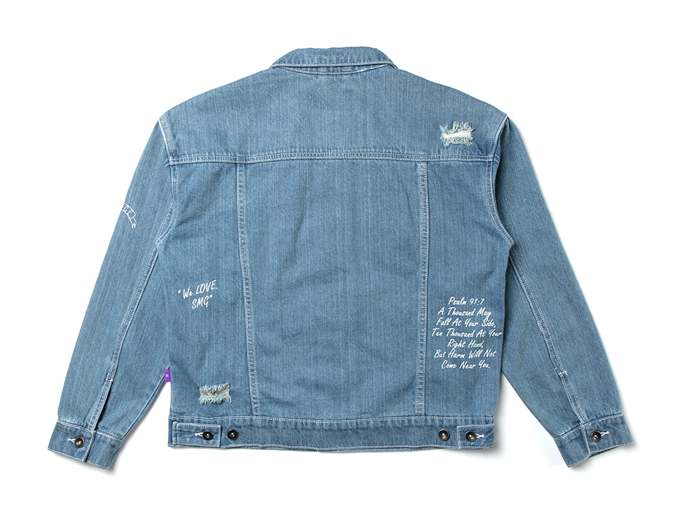 J-1709_Girl Oversize Denim Jacket-02