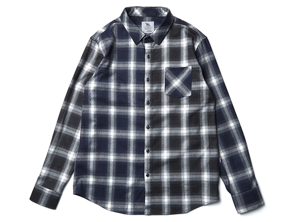 S-1802_Plaid LS Shirt-01