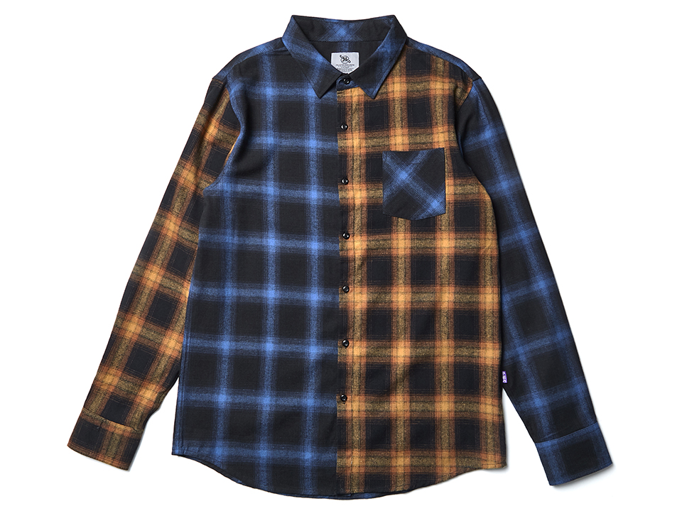 S-1802_Plaid LS Shirt-03