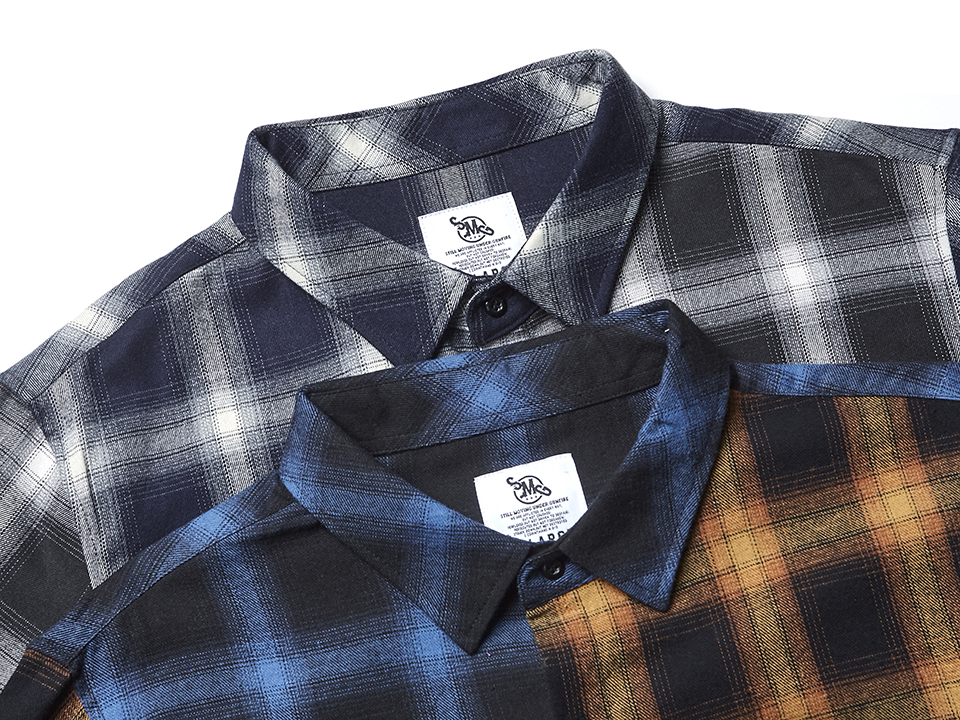 S-1802_Plaid LS Shirt-05