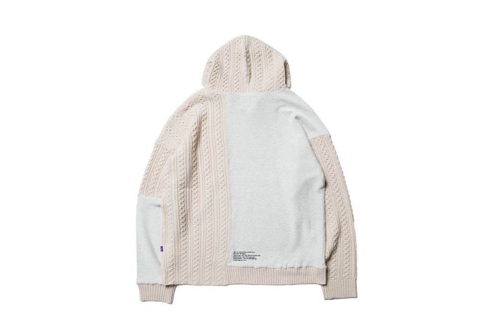 SMG2018_T-1846_Patchwork Knitted Hoodie02