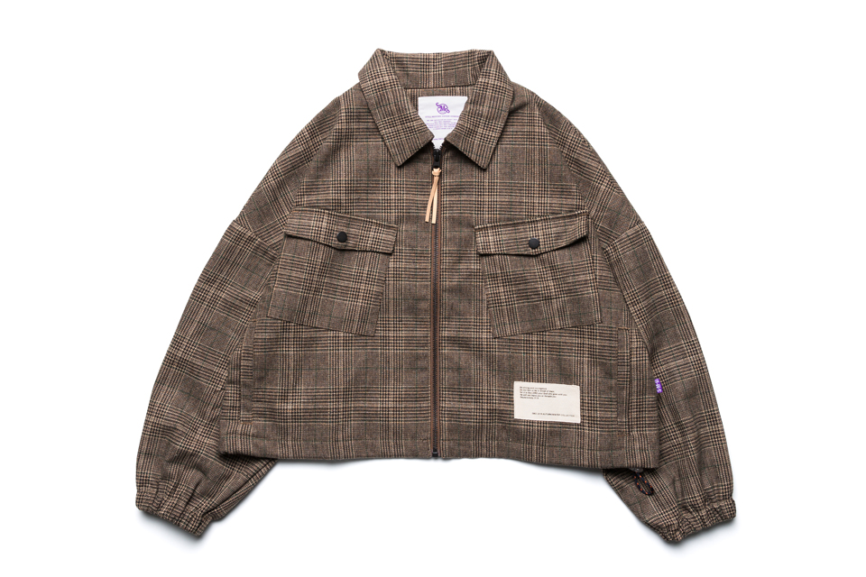 SMG2019_GJ-1903_Girl Plaid Jacket01