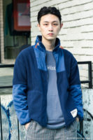 SMG2019_J-1916_Plush Zip Up JacketModelcut07